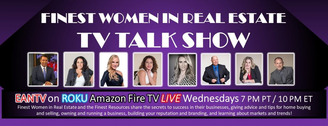 Finest Women in Real Estate National TV Talk Show