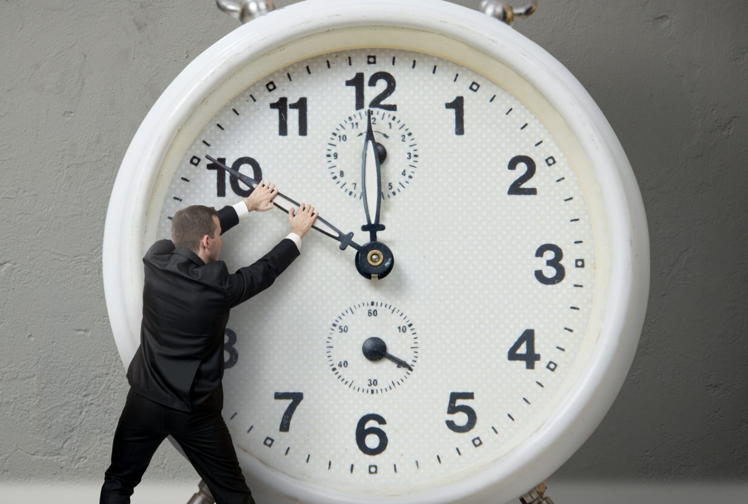 Tick Tock – How Much Time Do You Cost?